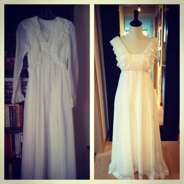 Maminčiny svatební šaty :) - Obrázek č. 21