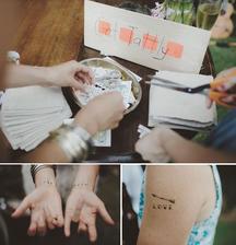 Svatební tetovačka :)