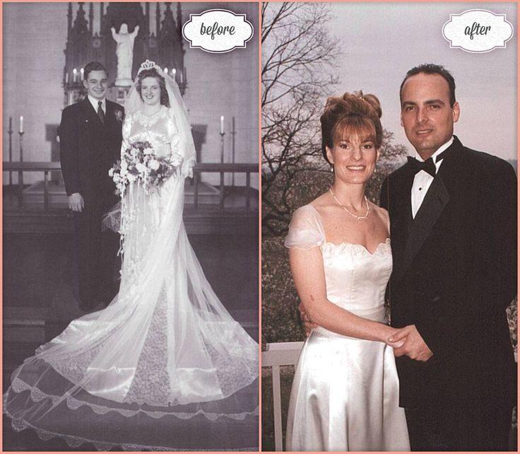 Maminčiny svatební šaty :) - Obrázek č. 23