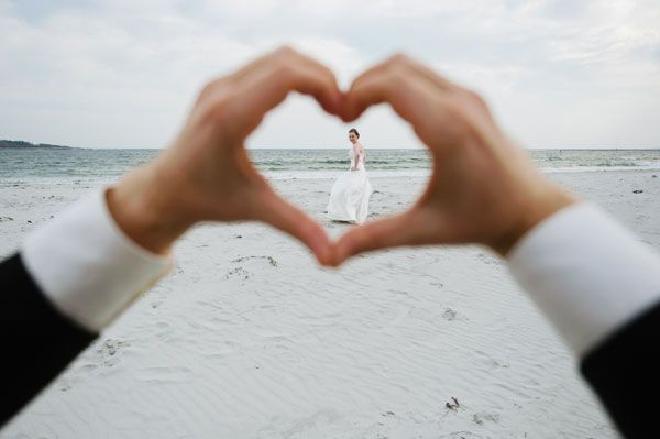 Foto - ženich a nevěsta - Obrázek č. 384