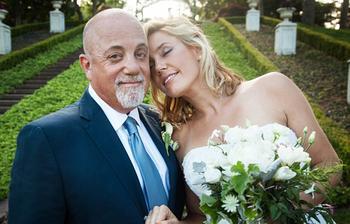 Billy Joel a Alexis Roderick (2015)