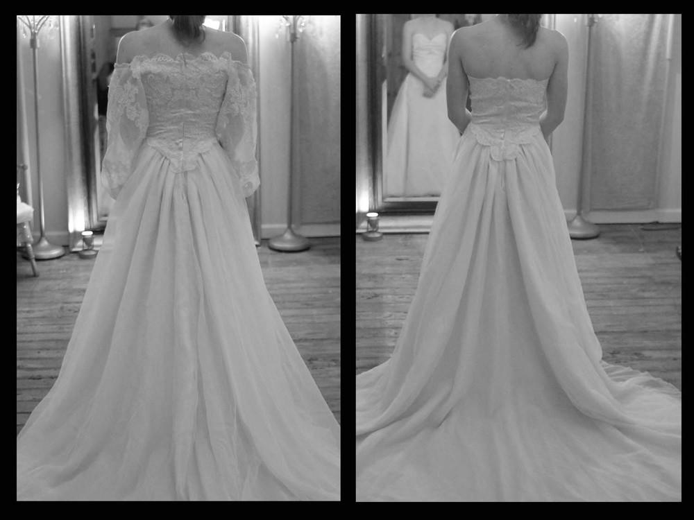 Maminčiny svatební šaty :) - Obrázek č. 26