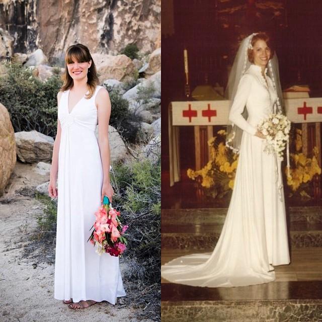 Maminčiny svatební šaty :) - Obrázek č. 27