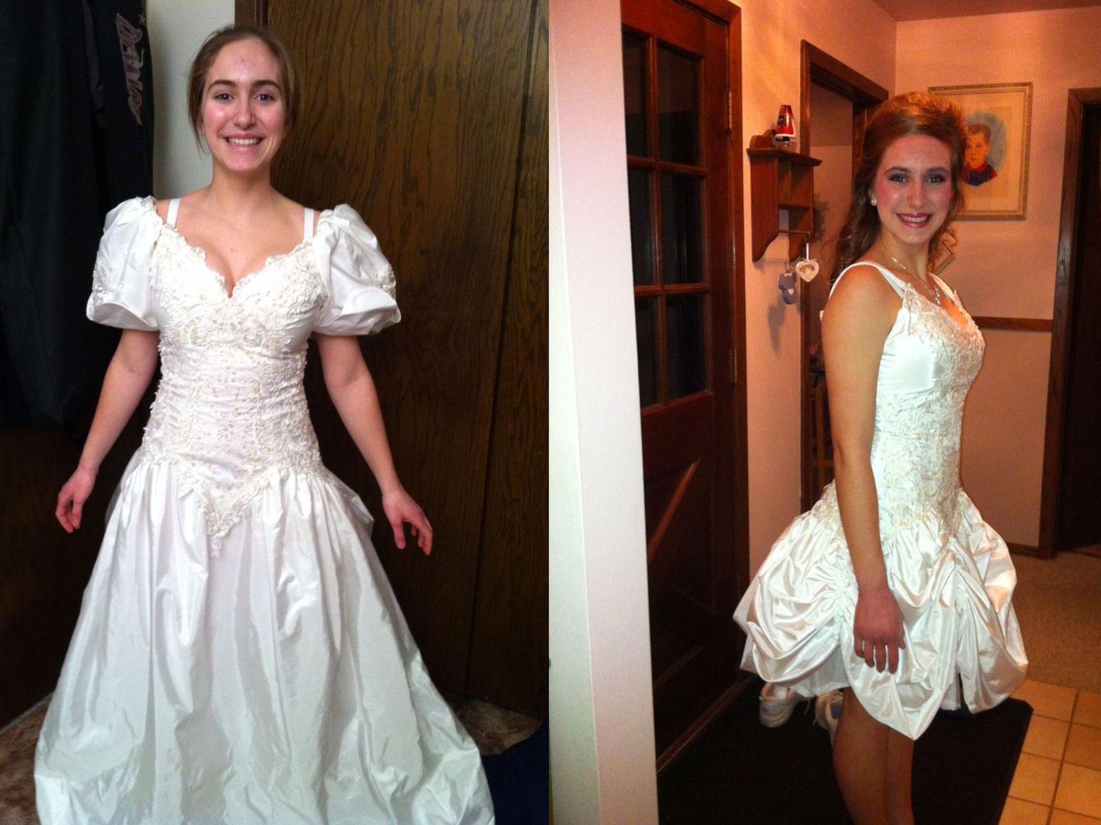 Maminčiny svatební šaty :) - Obrázek č. 30