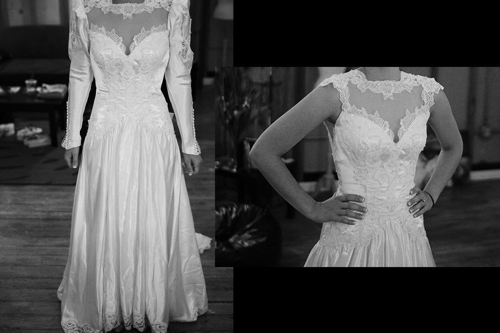 Maminčiny svatební šaty :) - Obrázek č. 36