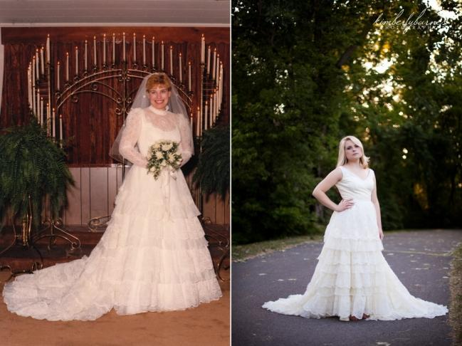 Maminčiny svatební šaty :) - Obrázek č. 37