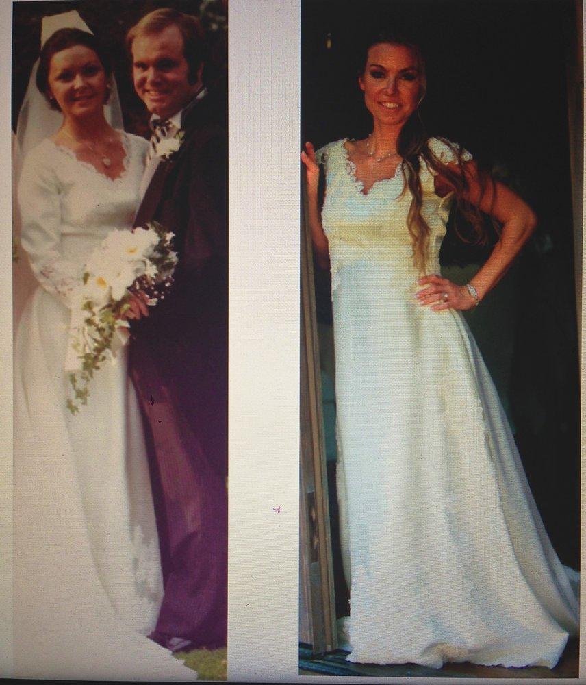 Maminčiny svatební šaty :) - Obrázek č. 40