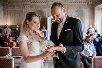 Miloš Knor a manželka Eva (2015)
