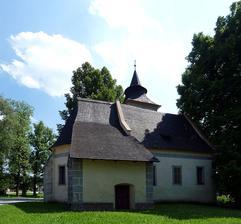 Kostel svaté Anny Libínské sedlo
