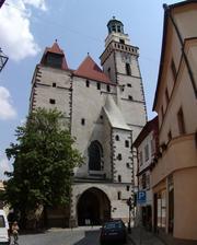 Kostel sv. Jakuba Většího Prachatice