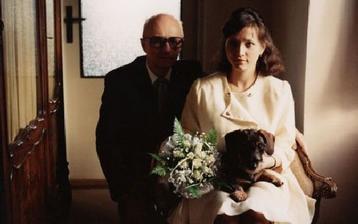 Alena Mihulová a Karel Kachyňa (1995)