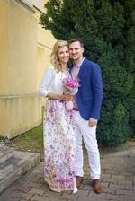 Ivan Timko (No Name) a manželka Lucia (2015)