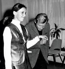 Jiří Kodet a Soňa Murgašová (1969)