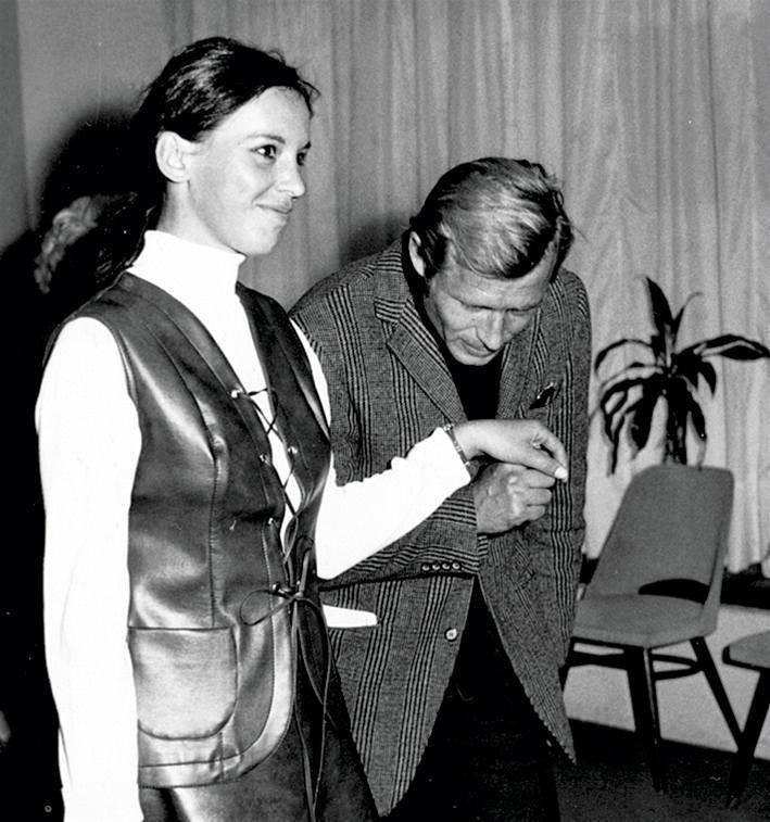 Svatby celebrit - Jiří Kodet a Soňa Murgašová (1969)