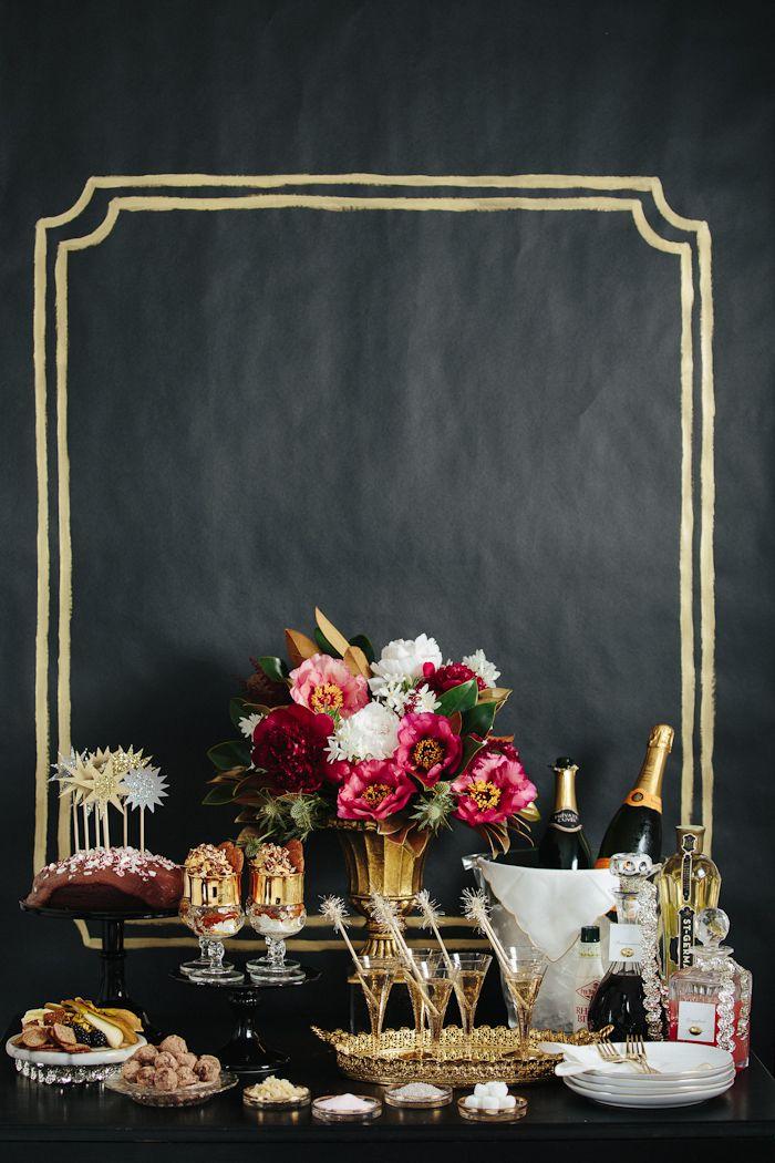 Černo-zlatá svatba - Obrázek č. 6