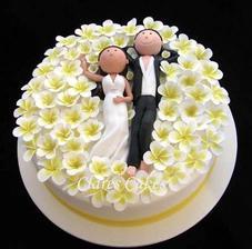 Z tohohle dortu mám hrozně pozitivní pocity :)