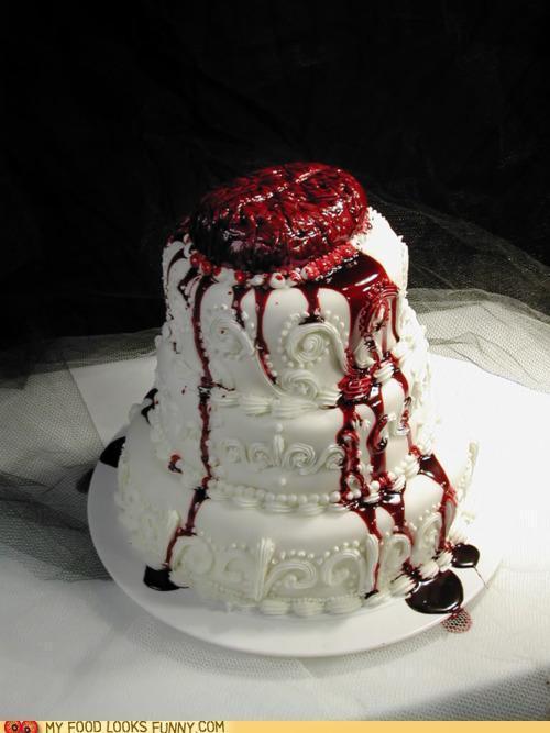 Trochu jiné dorty - romantika jako blázen :D
