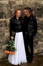 Ivan Bartoš a Lýdie Franka Hejnová (2015)