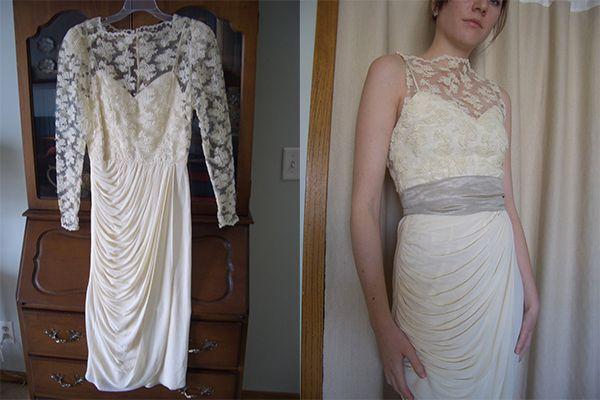 Maminčiny svatební šaty :) - Obrázek č. 45