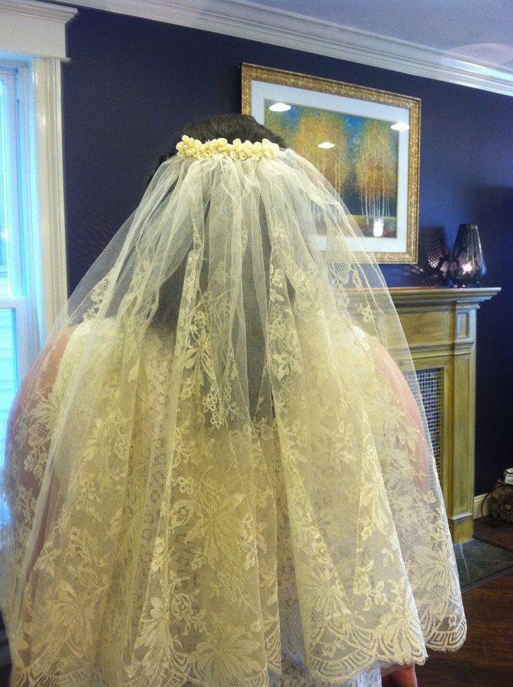 Maminčiny svatební šaty :) - Obrázek č. 18