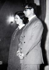 Dana Syslová a Vlastimil Hašek (1969)