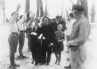 Joseph Goebbels a Magda Behrend (1931)