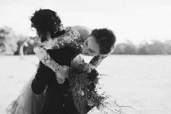 Foto - ženich a nevěsta - Obrázek č. 413