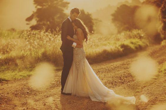Foto - ženich a nevěsta - Obrázek č. 420