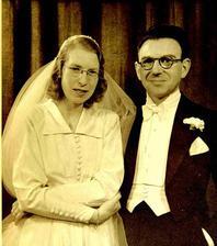 Nicholas Winton a Grete Gjelstrup (1948)
