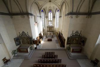 Kaple sv. Vojtěcha - Kostelec nad Černými lesy