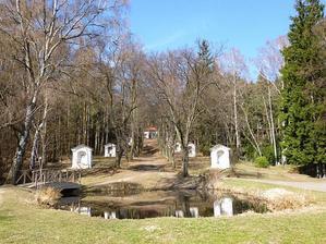 Barokní areál Skalka