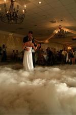 První tanec v nebesích