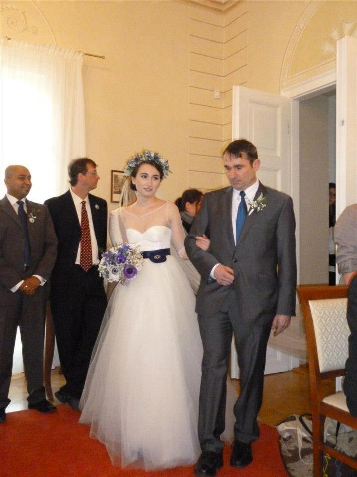 Svatební šaty - Marie Mukařovská - Obrázek č. 33
