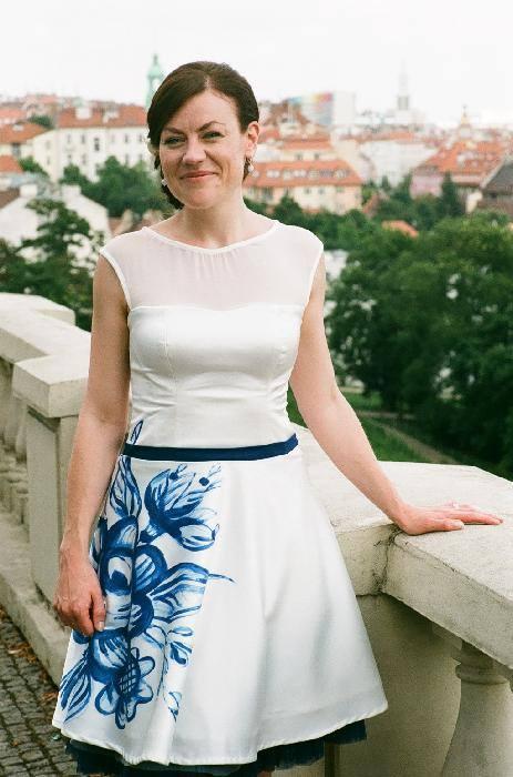 Svatební šaty - Marie Mukařovská - Obrázek č. 13