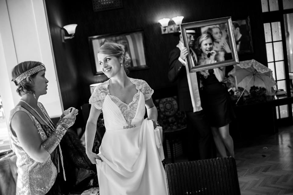 Svatební šaty - Marie Mukařovská - Obrázek č. 32