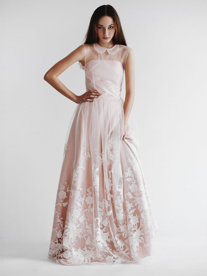 Svatební šaty - Marie Mukařovská - Obrázek č. 37