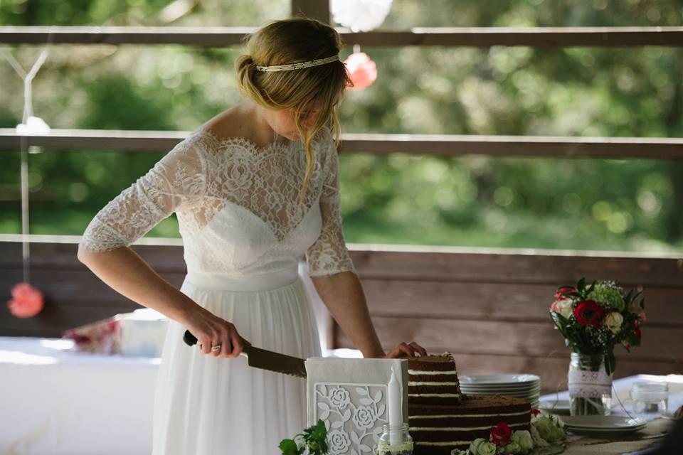 Svatební šaty - Marie Mukařovská - Obrázek č. 39