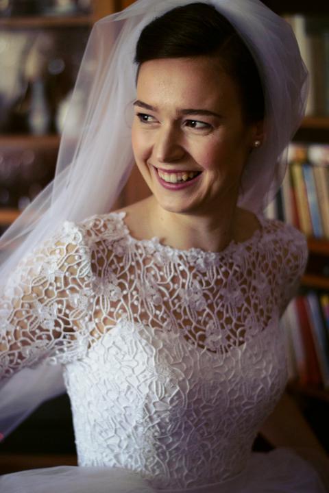 Svatební šaty - Marie Mukařovská - Nevěsta @pavlifili
