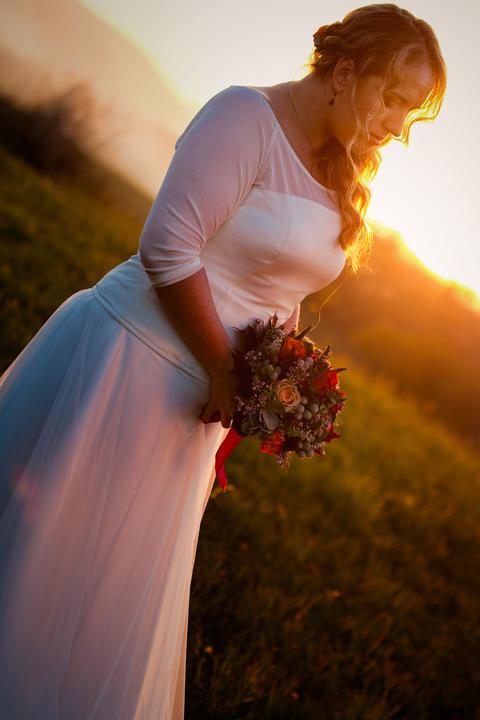 Svatební šaty - Marie Mukařovská - Nevěsta @julie_t