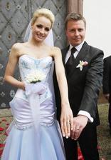 Markéta Divišová a Tomáš Fuxa (2010)