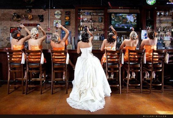 Kdyby svatbu plánoval ženich aneb láska v pívu :D - Obrázek č. 9
