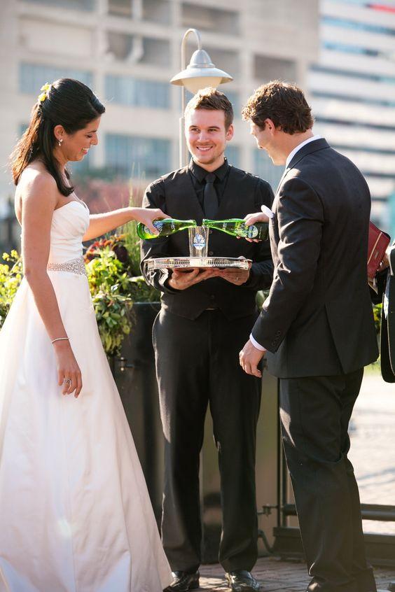 Kdyby svatbu plánoval ženich aneb láska v pívu :D - Obrázek č. 10