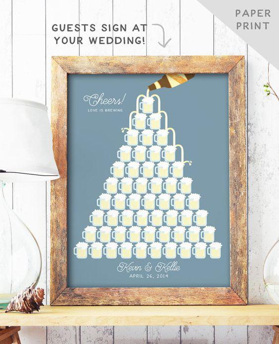 Kdyby svatbu plánoval ženich aneb láska v pívu :D - Obrázek č. 33