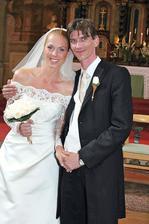 Jiří Strach a Magdalena Stupková (2006)