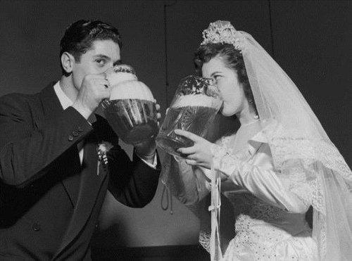 Kdyby svatbu plánoval ženich aneb láska v pívu :D - Obrázek č. 41