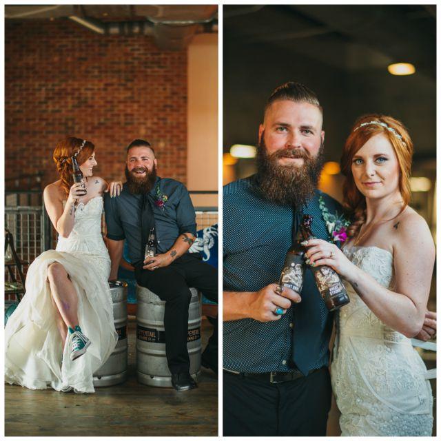 Kdyby svatbu plánoval ženich aneb láska v pívu :D - Obrázek č. 42