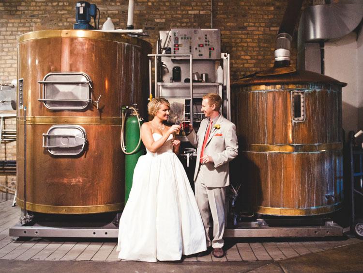 Kdyby svatbu plánoval ženich aneb láska v pívu :D - Obrázek č. 47