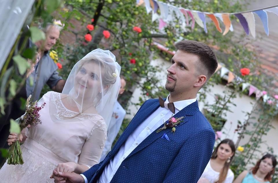 Svatební šaty - Marie Mukařovská - Obrázek č. 81
