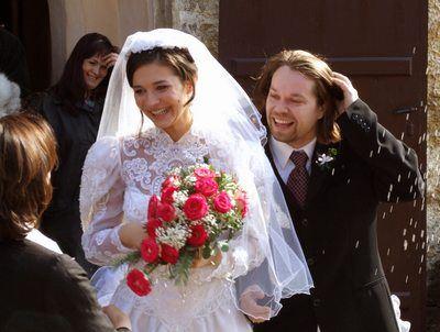 Svatby z filmů a seriálů - Hraběnky