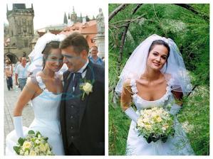 Klára Doležalová a Miodrag Maksimović (2001)